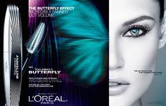L'Oréal Paris Cosmetic Advertising