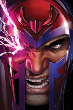 Magneto...this bad boy I <3