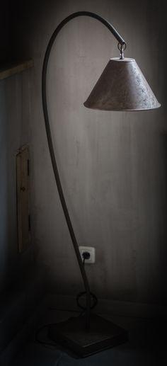 Hoffz gebogen Lamp...