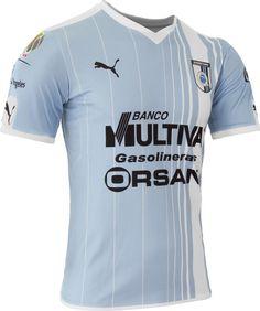 Querétaro FC (Mexico) - 2015/2016 Puma Away Shirt