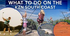 KZN South Coast world-class attractions are so much more than just a beach holiday destination! World Class, Local Attractions, Adventure Activities, Beach Holiday, Holiday Destinations, Coast, In This Moment, Outdoor, Outdoors