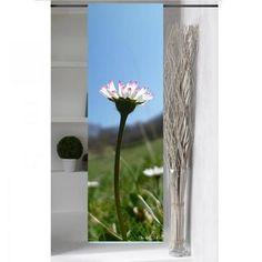 Panneau japonais pâquerette Celine, Nature, Plants, Photos, Art, Curtains, Board, Art Background, Naturaleza