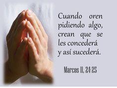 #MensajeBiblico #Biblia #VersiculosBiblia #Oracion #Fe