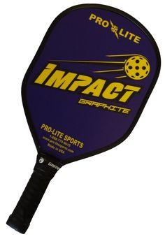 Pro-Lite Impact Graphite Pickleball Paddle