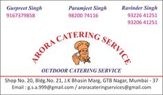 360 Catering and Events  No event to big or detail to small