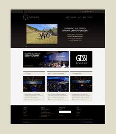 Eusebio Gualino #website #web #webdesign #webdevelopment #layout #responsive #html #mrapps #gessi #eusebiogualino #gessiacademy