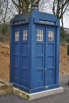 Laundry cupboard for washing machine, tumble dryer and assorted items. Tall Cabinet Storage, Locker Storage, Secret Space, Police Box, Classic Monsters, Time Lords, Blue Box, Cool Phone Cases, Present Day