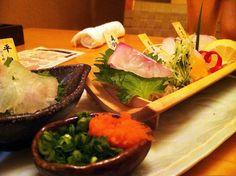 Day 6 - Tokyo; Dinner at Yakichi by micdbfotos, via Flickr