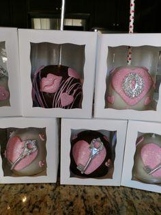 Custom Candy Apples FB: Creamy Sweet Petite Treats
