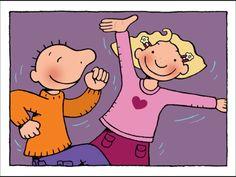 Afbeeldingsresultaat voor jules danst en zingt
