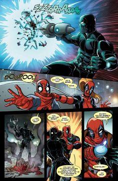 Deadpool kills Deadpool #17
