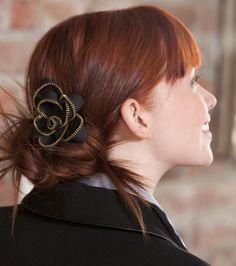 Zipper Art Flower at Joann.com