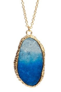 Palmira Druzy Necklace