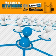 The Guide To Networking On LinkedIn For Business http://topdogsocialmedia.com/guide-to-using-linkedin-for-business/