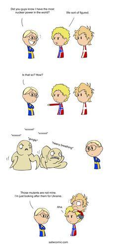 Scandinavia & the World