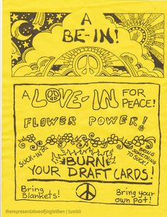 hippies, damn hippies haha i like the artwork and concept, very cute