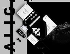 Aligatus on Behance Web Design, Corporate Identity Design, New Work, Behance, Branding, Cards Against Humanity, Gallery, Decor, Check