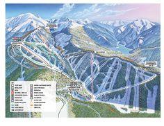 Trail Map   Eagle Point Ski And Snowboard, Snowboarding, Ski Ski, Utah Ski Resorts, Eagle Point, Nordic Skiing, Hiking Jacket, Ski Touring, Living Off The Land
