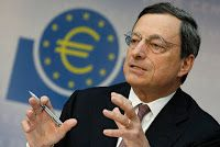"""Draghi getting ahead of himself: are we really seeing a """"normal situation"""" in eurozone financial markets? - http://openeuropeblog.blogspot.com/2013/01/draghi-getting-ahead-of-himself-are-we.html"""