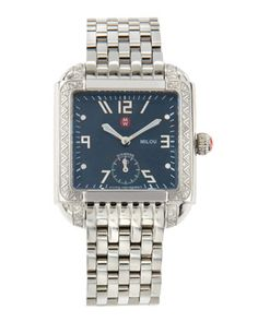 Milou Diamond Watch by Michele at Last Call by Neiman Marcus.