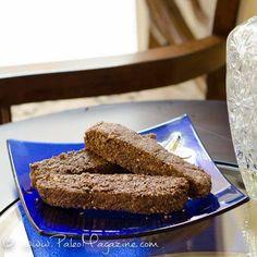 Get theSugar-Free Chocolate Biscotti Recipe [Paleo, Gluten-Free, Dairy-Free] here.
