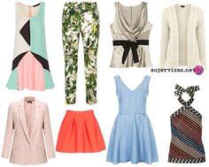 Postava typu trojuholník (V) - Vhodné odevy Image, Fashion, Don't Care, Moda, Fashion Styles, Fashion Illustrations