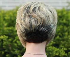 Medium Layered Hairstyles Back View | hairstylegalleries.com