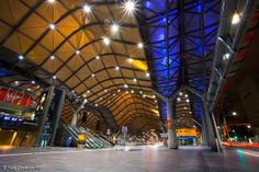 Melbourne, Australia :: Southern Cross Station by -yury-, via Flickr