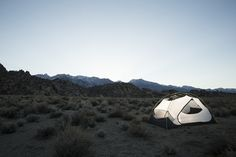 KINGS CANYON TENT. #home