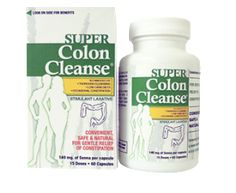 A colon cleanse consists of herbs that assist in removing the waste out of the bowels.