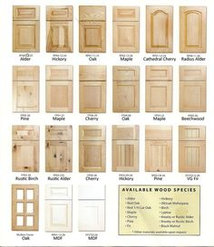 Kitchen Cabinet Styles   Door Styles625 X 725 337 Kb Jpeg | Download