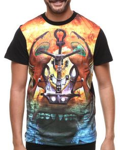 Abyss T-Shirt by Enyce