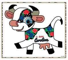 Mucca Carolina by Senzio Peci, via Flickr