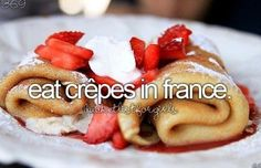 This makes me want IHOP. Its no France but they're still good.