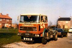 Fiat 15-57-FB   Lommerts Delfzijl. Heavy Duty Trucks, Coaches, Fiat, Volvo, Netherlands, Transportation, Cars, Classic, Trucks