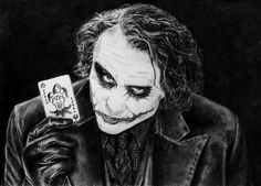 The Joker by NoPlace