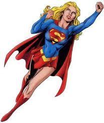 Female superwoman
