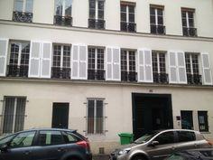 1001 fenetres paris — Volets & Persiennes, Volets roulants & Grilles de défense.