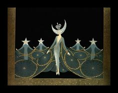 Great Gifts - Artist - Erte - The Father of Art Deco   Buy Online