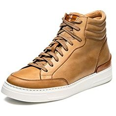 4f8f9128b06 Magnanni Bronx Hi Taupe Men s Fashion Sneakers Size 10 US. Casula ·  Chaussures hommes