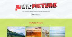 Une Bibliothèque JavaScript d'affichage d'images et vidéos super léger - bigpicture  http://www.noemiconcept.com/index.php/en/departement-communication/news-departement-com/207694-webdesign-une-biblioth%C3%A8que-javascript-daffichage-dimages-et-vid%C3%A9os-super-l%C3%A9ger-bigpicture.html