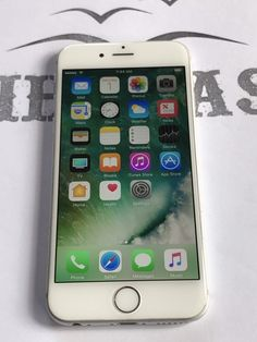 Unlocked Smartphones - Apple iPhone 6 - 16GB - Silver (Unlocked) Smartphone