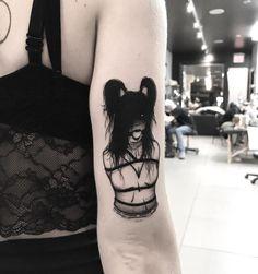 Tattoo art by Sewp
