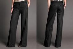 wide leg dress pants for women - Pi Pants