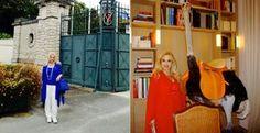 Brunete Fraccaroli visita mansão lendária em tour pela Europa e lança livro - De volta da Europa, onde fez tour por Barcelona, Paris e outras cidades, Brunete Fraccaroli lança livro sobre sua história na arquitetura