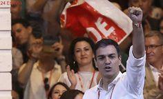Pedro Sánchez abrirá «un espacio de negociación con el resto de fuerzas del cambio en el Parlamento»
