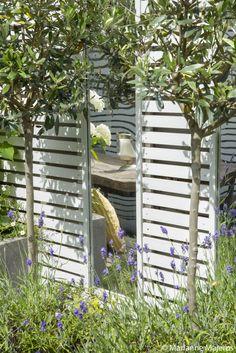 Pergola Front Of House Refferal: 2731810919 Garden Design London, Small Garden Design, Garden Club, Terrace Garden, Small Space Gardening, Garden Spaces, Diy Pergola, Pergola Plans, Small Barns