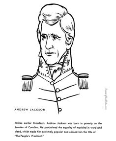 a biography of andrew jackson an american philantrophist American lion: andrew jackson in the white house is a 2008 biography by jon  meacham of andrew jackson, the seventh president of the united states.