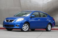 Is your new years resolution to save more money/spend less? Then check this out: The Nissan Versa was just named the #1 least expensive car with the best value, and we agree!