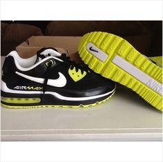 new styles bf854 4a824 Air max wright black  white  electro lime on eBid United States Nike Tights,